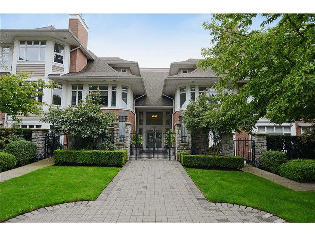 """Main Photo: 114 3188 W 41ST Avenue in Vancouver: Kerrisdale Condo for sale in """"THE LANESBOROUGH"""" (Vancouver West)  : MLS®# V1063940"""
