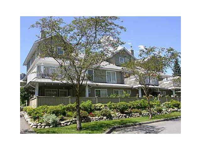 """Main Photo: 104 1513 BOWSER Avenue in North Vancouver: Norgate Townhouse for sale in """"ILLAHEE"""" : MLS®# V1070283"""