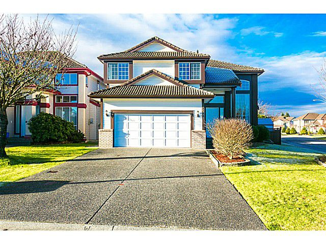 Main Photo: 2591 TIBER CLOSE Close in Port Coquitlam: Riverwood House for sale : MLS®# V1096845