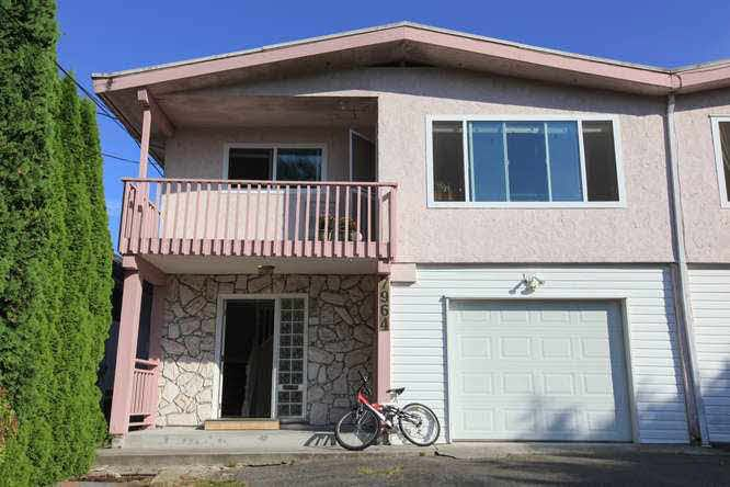 Main Photo: 7964 GOODLAD Street in Burnaby: Burnaby Lake House 1/2 Duplex for sale (Burnaby South)  : MLS®# V1133790