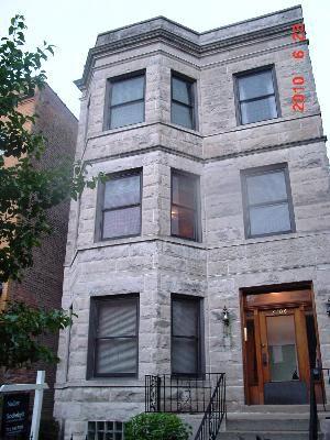 Main Photo: 3706 MAGNOLIA Avenue Unit 3 in CHICAGO: CHI - Lake View Rentals for rent ()  : MLS®# 09292268