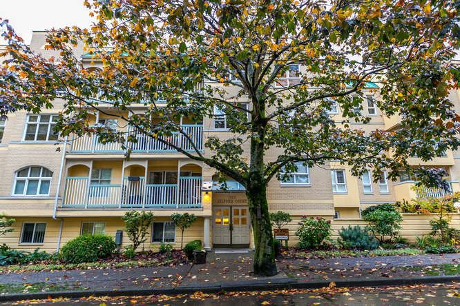 Main Photo: 401 1125 GILFORD Street in Vancouver: West End VW Condo for sale (Vancouver West)  : MLS®# R2120889