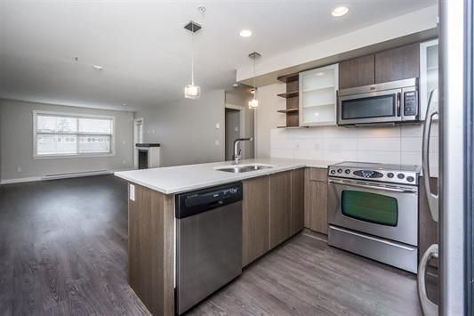 """Main Photo: 209 19936 56 Avenue in Langley: Langley City Condo for sale in """"BEARING POINTE"""" : MLS®# R2157249"""