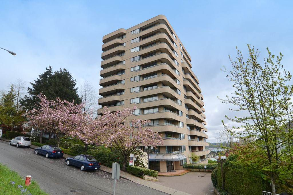 """Main Photo: 507 1026 QUEENS Avenue in New Westminster: Uptown NW Condo for sale in """"Amara Terrace"""" : MLS®# R2161612"""