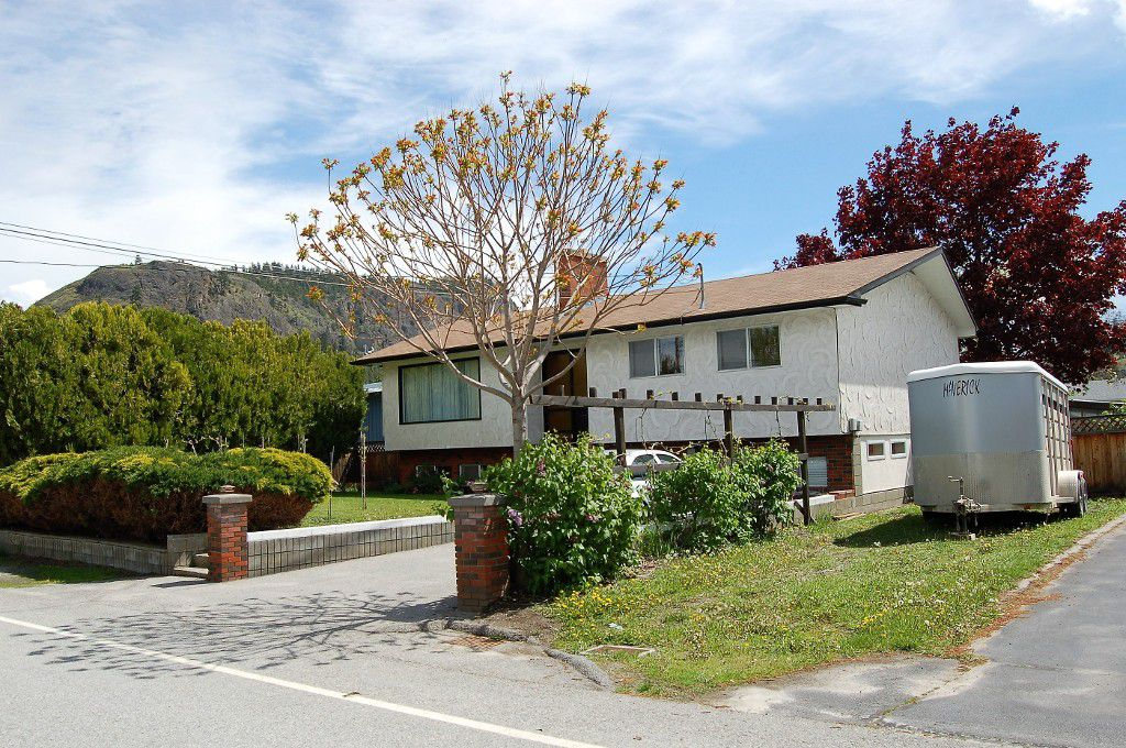 Main Photo: 10909 Ward Street in Summerland: House for sale : MLS®# 166683