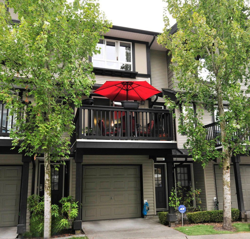 Main Photo: 160 6747 203rd Street in Langley: Willoughby Heights Townhouse for sale : MLS®# R2202597