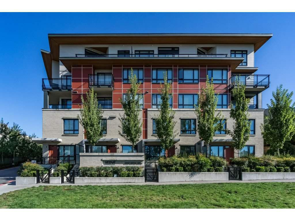 Main Photo: 402 13925 FRASER HIGHWAY in Surrey: Whalley Condo for sale (North Surrey)  : MLS®# R2213767