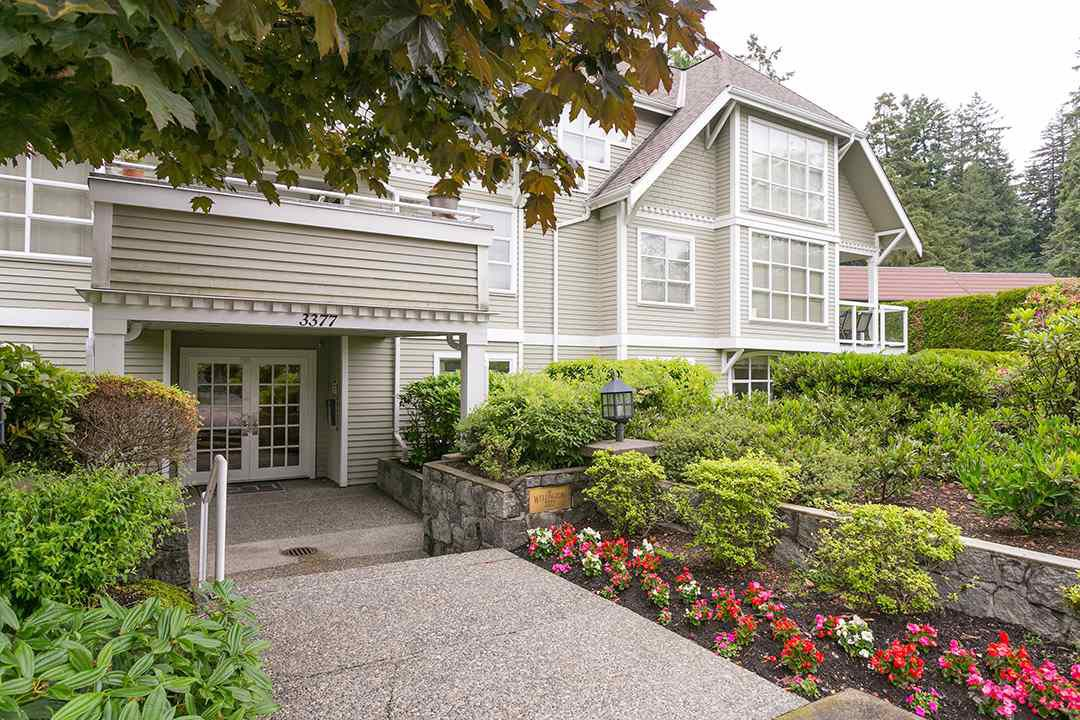 "Main Photo: 105 3377 CAPILANO Crescent in North Vancouver: Capilano NV Condo for sale in ""Capilano Estates"" : MLS®# R2280611"