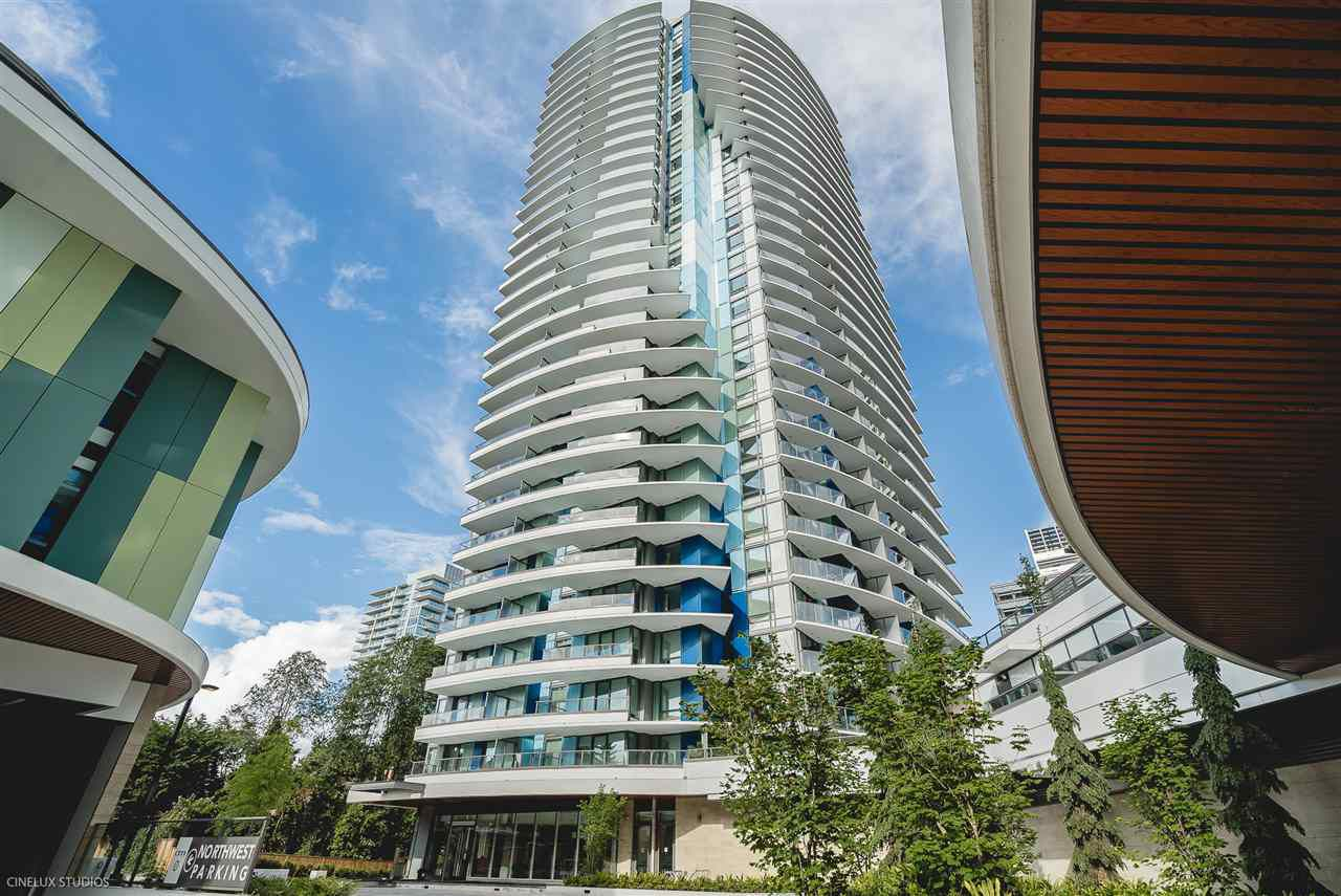 """Main Photo: 904 8189 CAMBIE Street in Vancouver: Marpole Condo for sale in """"NORTHWEST BY ONNI"""" (Vancouver West)  : MLS®# R2282290"""