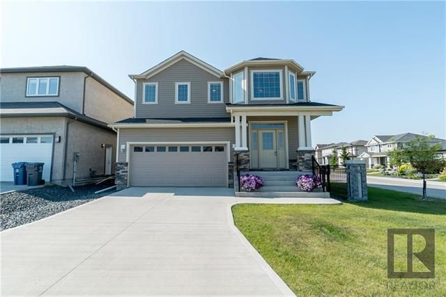 Main Photo: 50 Tedham Court in Winnipeg: Bridgwater Lakes Residential for sale (1R)  : MLS®# 1821022