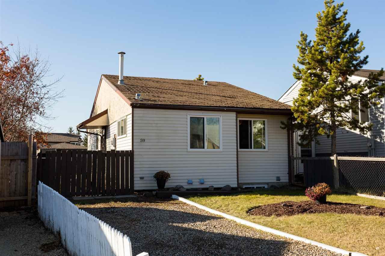 Main Photo: 59 Pipestone Drive: Devon House for sale : MLS®# E4133853