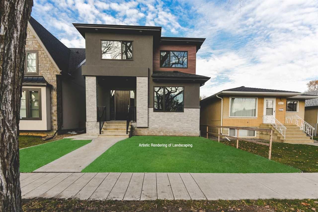 Main Photo: 9724 83 Avenue in Edmonton: Zone 15 House for sale : MLS®# E4133940
