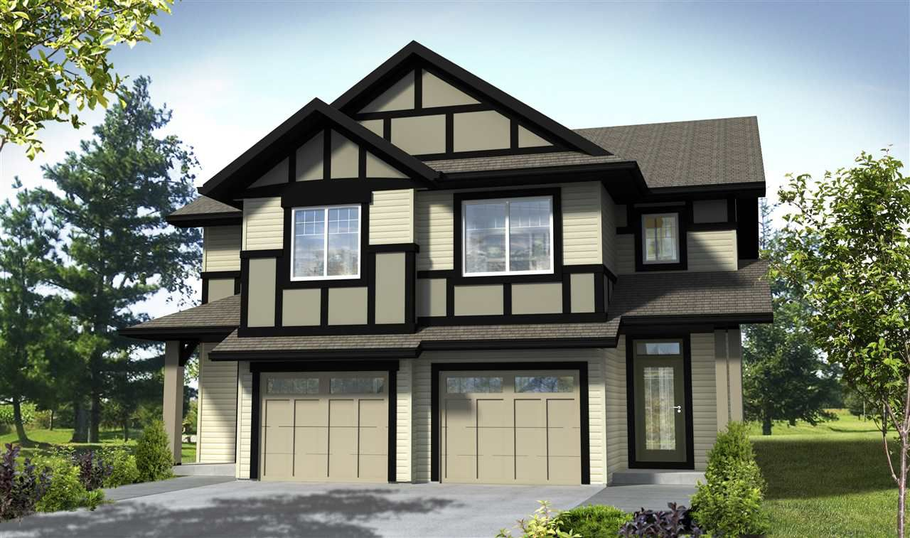 Main Photo: 2880 COUGHLAN Green in Edmonton: Zone 55 Attached Home for sale : MLS®# E4137091