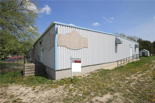 Main Photo: 31 Railway Street in St Jean Baptiste: Industrial / Commercial / Investment for sale (R17)  : MLS®# 1902070