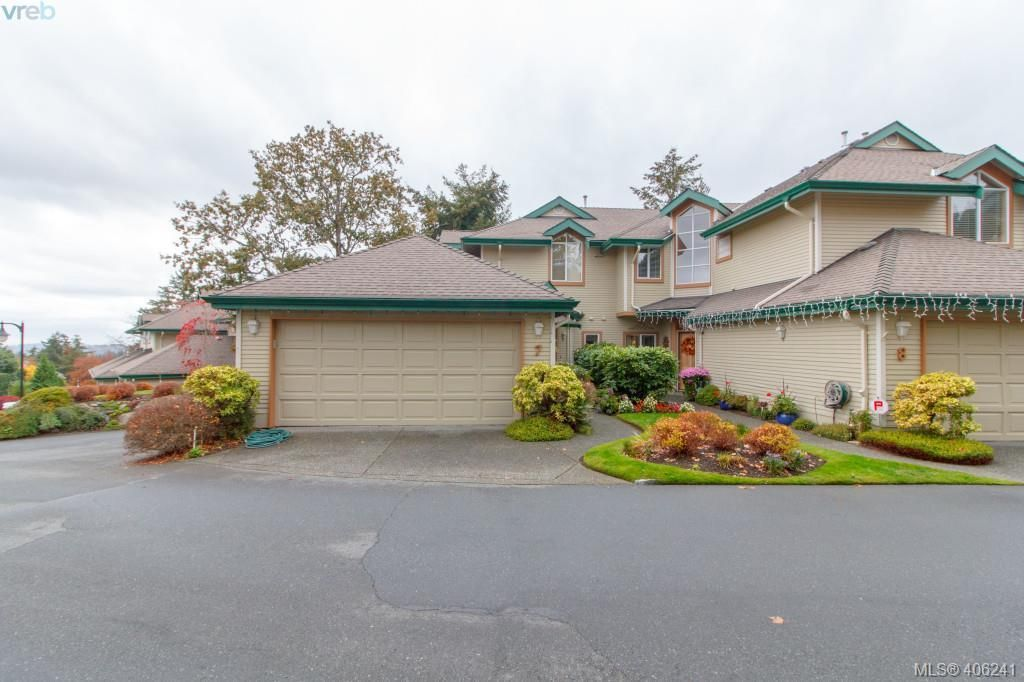 Main Photo: 7 520 Marsett Place in VICTORIA: SW Royal Oak Townhouse for sale (Saanich West)  : MLS®# 406241