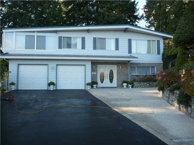 Main Photo: 2500 ARUNDEL Lane in Coquitlam: Coquitlam East House for sale : MLS®# V919827