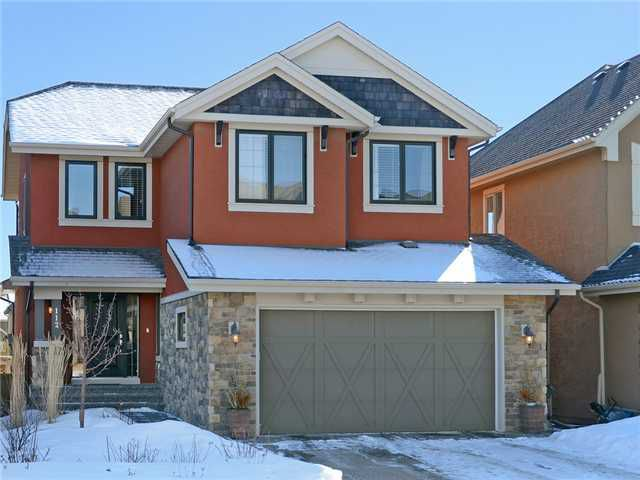 Main Photo: 112 WEST COACH Place SW in : West Springs Residential Detached Single Family for sale (Calgary)  : MLS®# C3602368