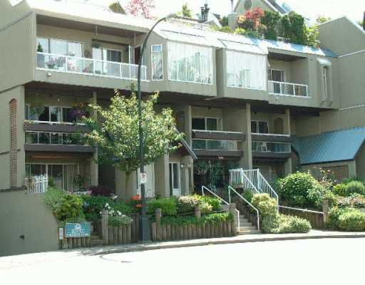 Main Photo: 116 31 RELIANCE CT in New Westminster: Quay Townhouse for sale : MLS®# V598252