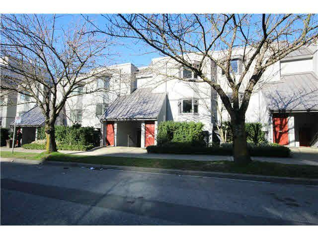 "Main Photo: 1337 W 8TH Avenue in Vancouver: Fairview VW Townhouse for sale in ""FAIRVIEW VILLAGE"" (Vancouver West)  : MLS®# V1114051"