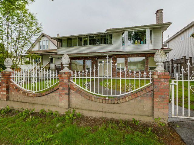 Main Photo: 1866 E 33RD Avenue in Vancouver: Victoria VE House for sale (Vancouver East)  : MLS®# V1121278
