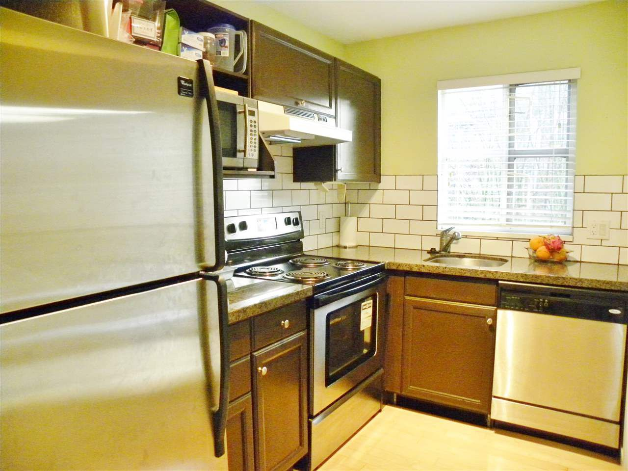 """Main Photo: 205 2285 WELCHER Avenue in Port Coquitlam: Central Pt Coquitlam Condo for sale in """"BISHOP ON THE PARK"""" : MLS®# R2023167"""