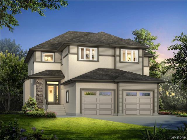 Main Photo: 146 Larry Vickar Drive West in Winnipeg: Transcona Residential for sale (North East Winnipeg)  : MLS®# 1602440