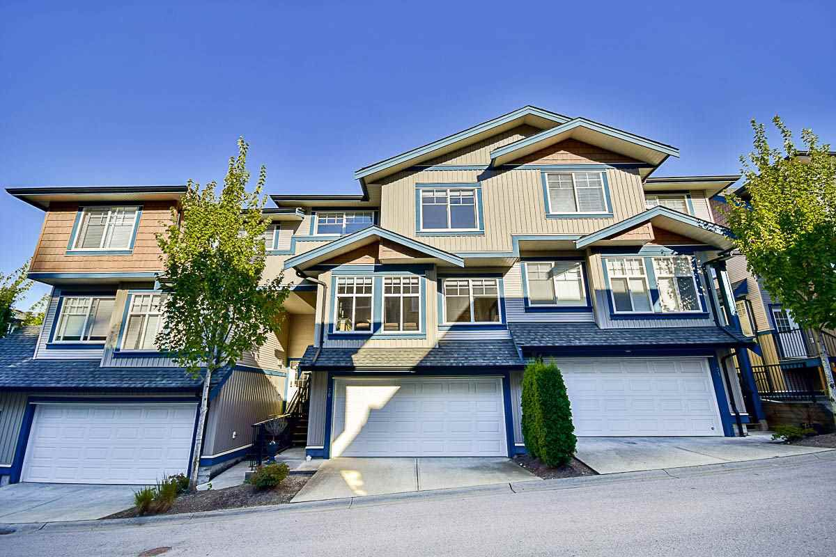 "Main Photo: 30 14462 61A Avenue in Surrey: Sullivan Station Townhouse for sale in ""Ravina"" : MLS®# R2108043"