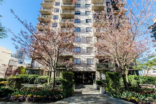 "Main Photo: 204 1146 HARWOOD Street in Vancouver: West End VW Condo for sale in ""THE LAMPLIGHTER"" (Vancouver West)  : MLS®# R2051118"