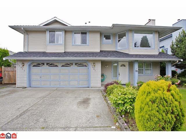 Main Photo: 16065 92ND AVENUE in : Fleetwood Tynehead House for sale : MLS®# F1216498