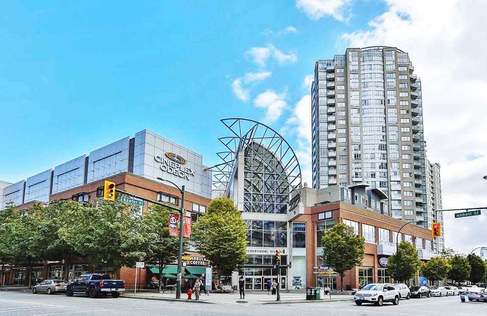 "Main Photo: 1201 63 KEEFER Place in Vancouver: Downtown VW Condo for sale in ""EUROPA"" (Vancouver West)  : MLS®# R2159446"