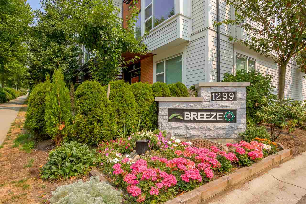 """Main Photo: 33 1299 COAST MERIDIAN Road in Coquitlam: Burke Mountain Townhouse for sale in """"BREEZE"""" : MLS®# R2195515"""