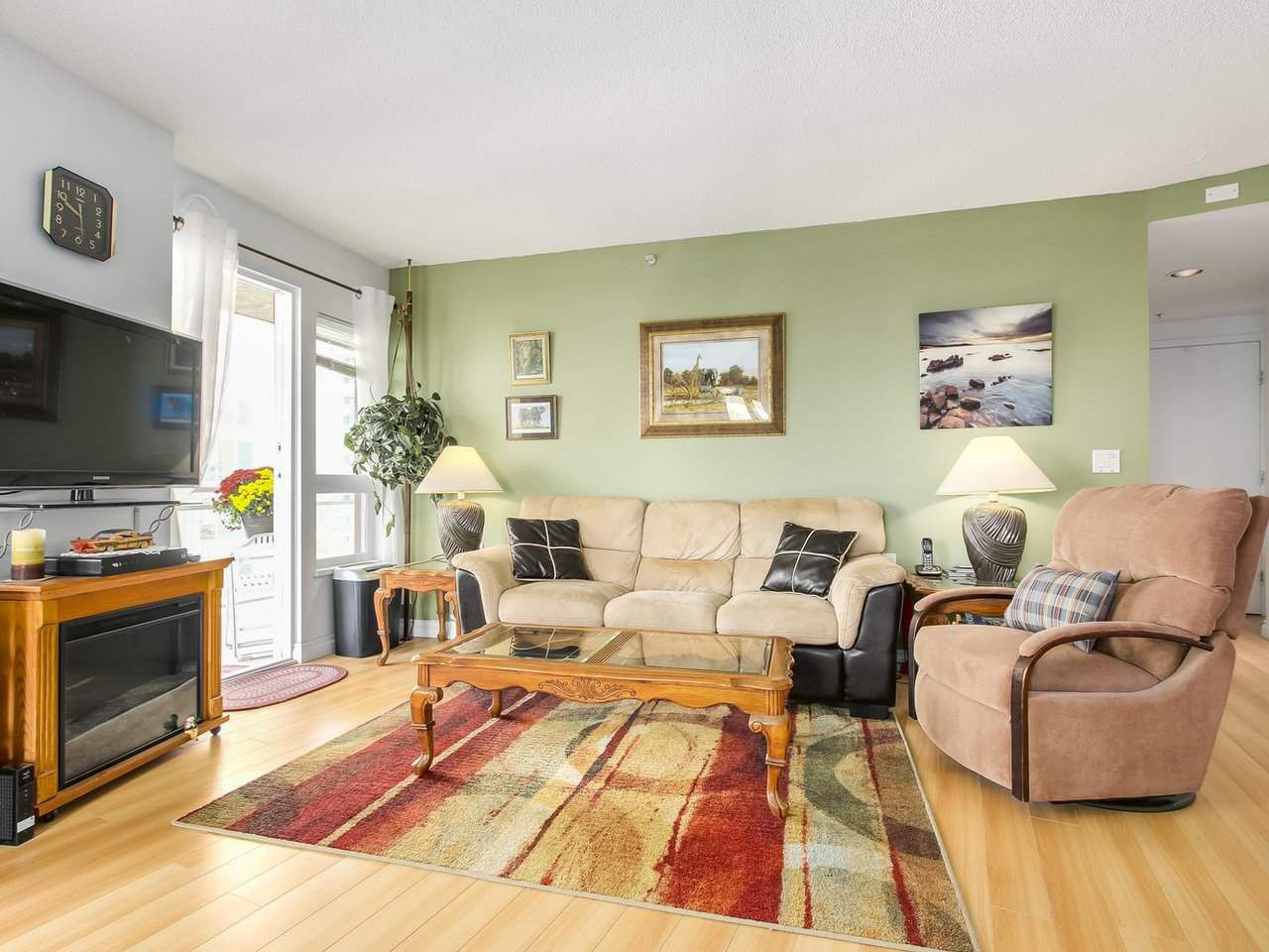 """Photo 8: Photos: 801 121 W 15TH Street in North Vancouver: Central Lonsdale Condo for sale in """"ALEGRIA"""" : MLS®# R2196958"""