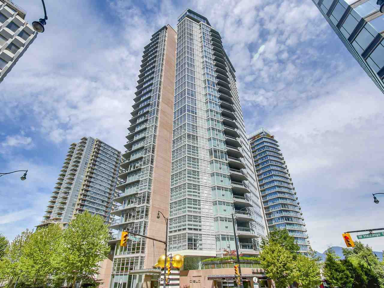 Main Photo: 2301 1205 W HASTINGS STREET in Vancouver: Coal Harbour Condo for sale (Vancouver West)  : MLS®# R2191331