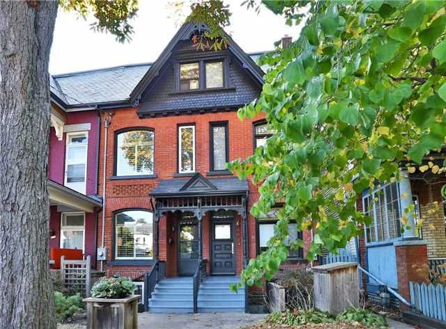 Main Photo: 186 Brunswick Avenue in Toronto: University House (2 1/2 Storey) for sale (Toronto C01)  : MLS®# C3939804
