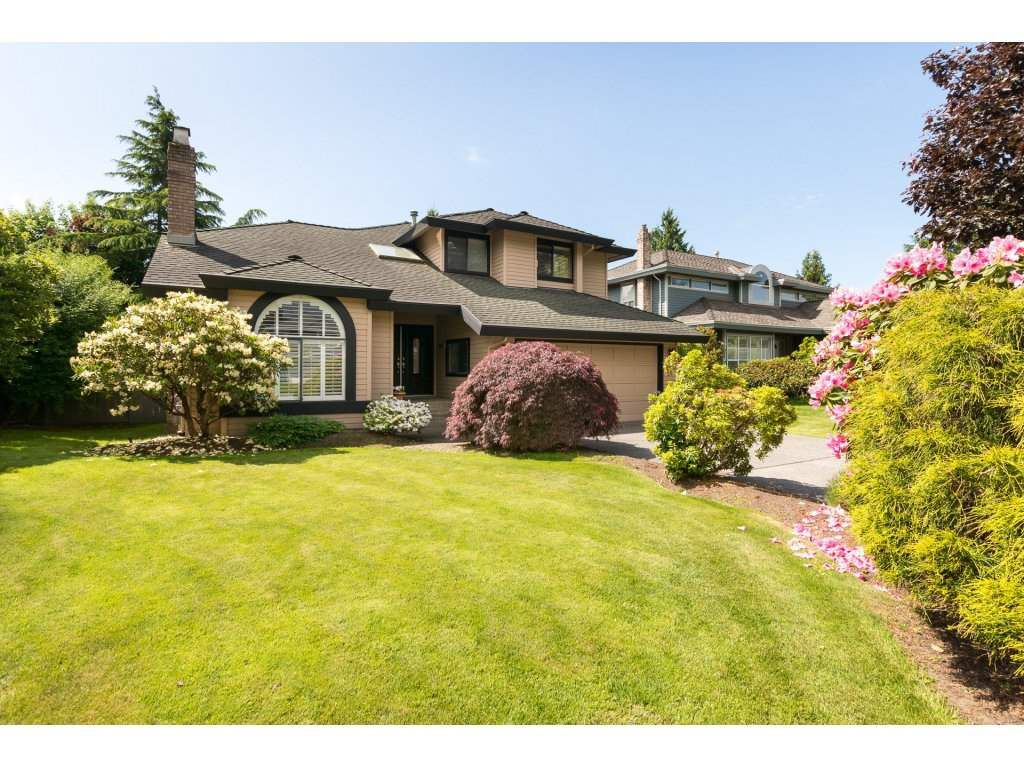 "Main Photo: 14936 21 Avenue in Surrey: Sunnyside Park Surrey House for sale in ""MERIDIAN BY THE SEA"" (South Surrey White Rock)  : MLS®# R2272727"