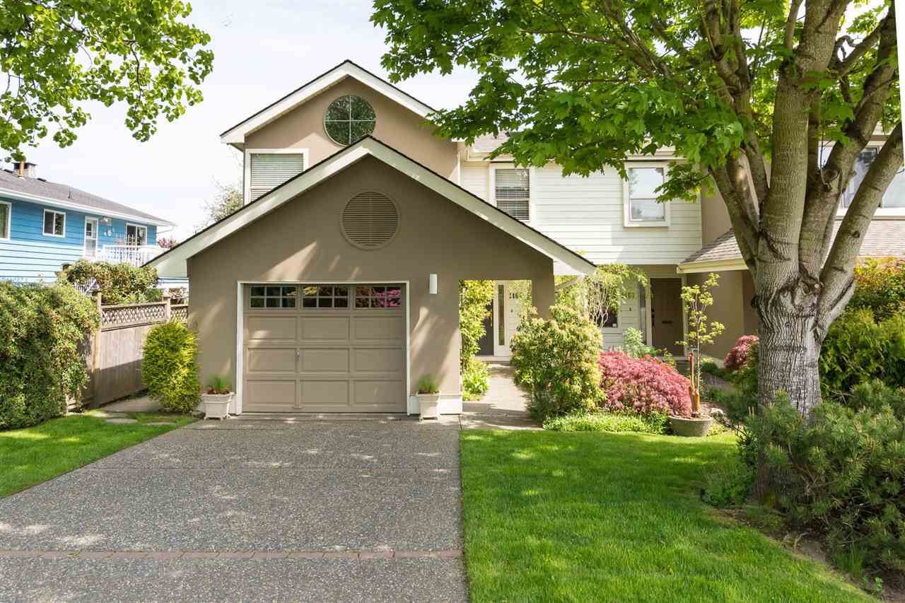 "Main Photo: 1468 STEVENS Street: White Rock Townhouse for sale in ""shaughnessy estates"" (South Surrey White Rock)  : MLS®# R2277403"