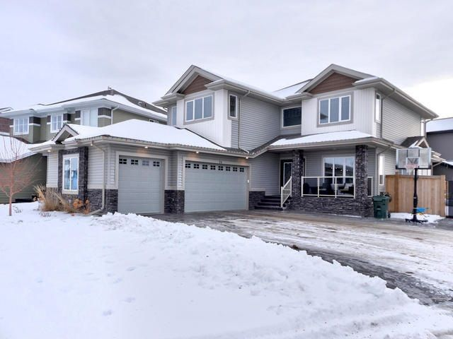 Main Photo: 54 DANFIELD Place: Spruce Grove House for sale : MLS®# E4138422