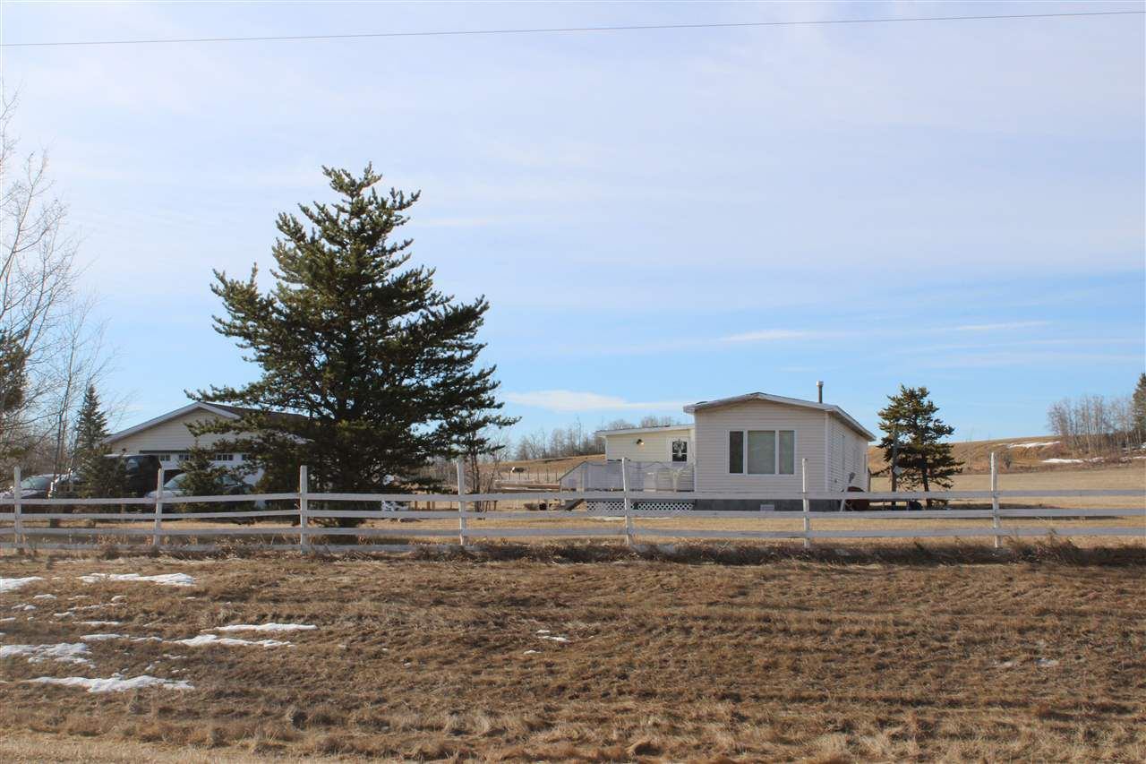 Main Photo: 23319 TWP RD 572: Rural Sturgeon County Manufactured Home for sale : MLS®# E4146577