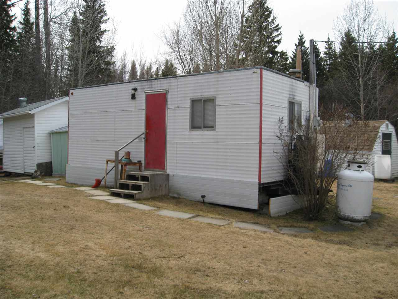 Main Photo: 81, 4418 Hwy 633: Rural Lac Ste. Anne County Rural Land/Vacant Lot for sale : MLS®# E4153079