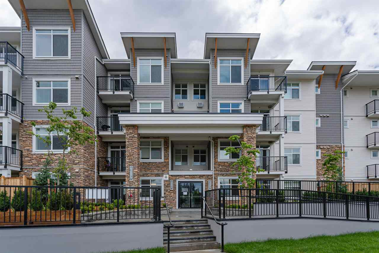"Main Photo: 105 19940 BRYDON Crescent in Langley: Langley City Condo for sale in ""Brydon Green"" : MLS®# R2382716"