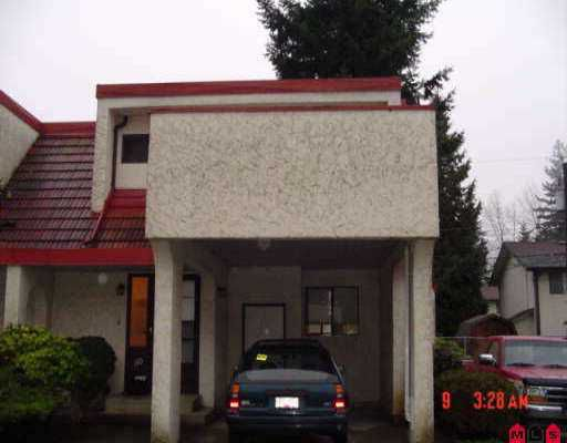 """Main Photo: 110 32923 BRUNDIGE AV in Abbotsford: Central Abbotsford Townhouse for sale in """"Norman Manor"""" : MLS®# F2600626"""