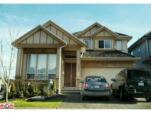 Main Photo: 7092 149TH Street in Surrey: East Newton House for sale : MLS®# F1104861