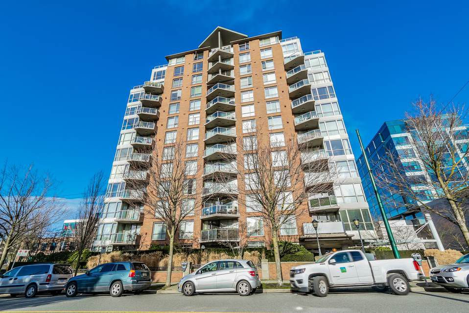 Main Photo: 807 1575 W 10TH Avenue in Vancouver: Fairview VW Condo for sale (Vancouver West)  : MLS®# R2029744
