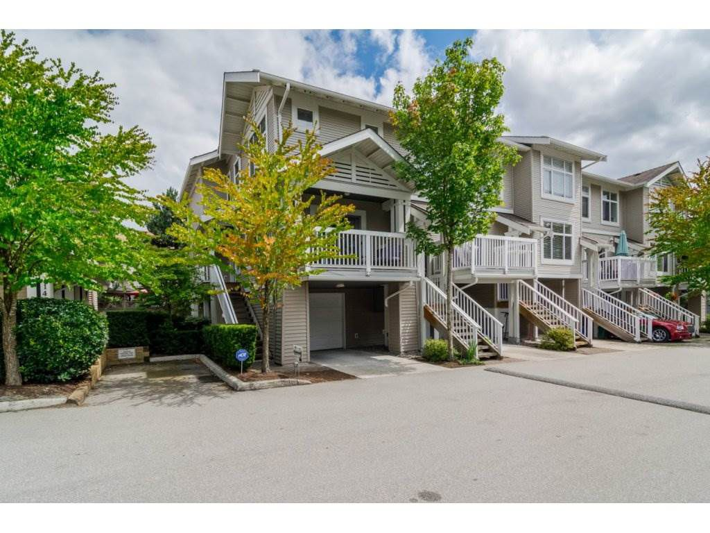 """Main Photo: 155 20033 70TH Avenue in Langley: Willoughby Heights Townhouse for sale in """"DENIM II"""" : MLS®# R2091799"""