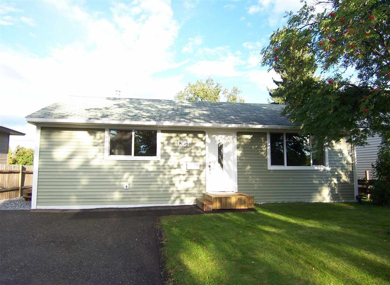 """Main Photo: 856 HARPER Street in Prince George: Central House for sale in """"CENTRAL"""" (PG City Central (Zone 72))  : MLS®# R2106490"""