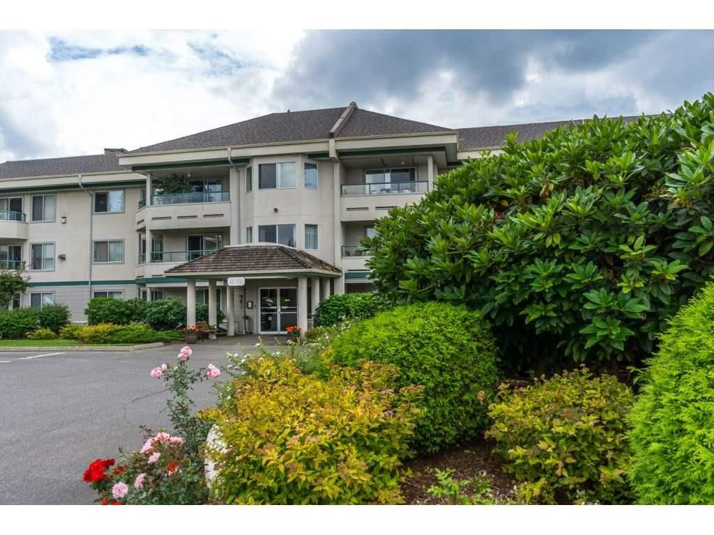 """Main Photo: 210 2451 GLADWIN Road in Abbotsford: Abbotsford West Condo for sale in """"Centennial Court"""" : MLS®# R2145469"""