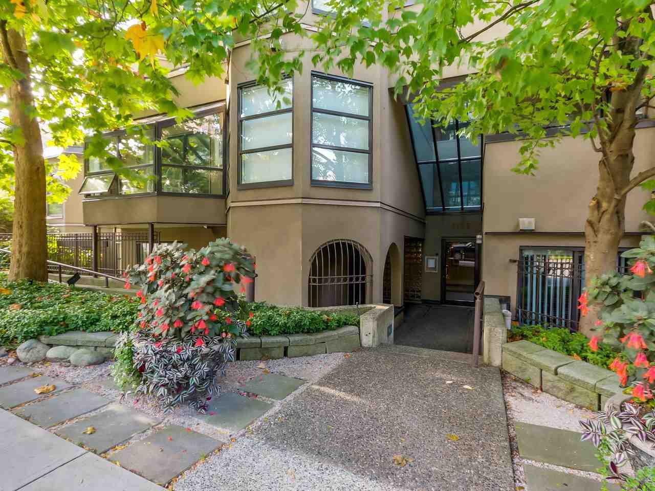 "Main Photo: 314 1106 PACIFIC Street in Vancouver: West End VW Condo for sale in ""WESTGATE LANDING"" (Vancouver West)  : MLS®# R2171131"