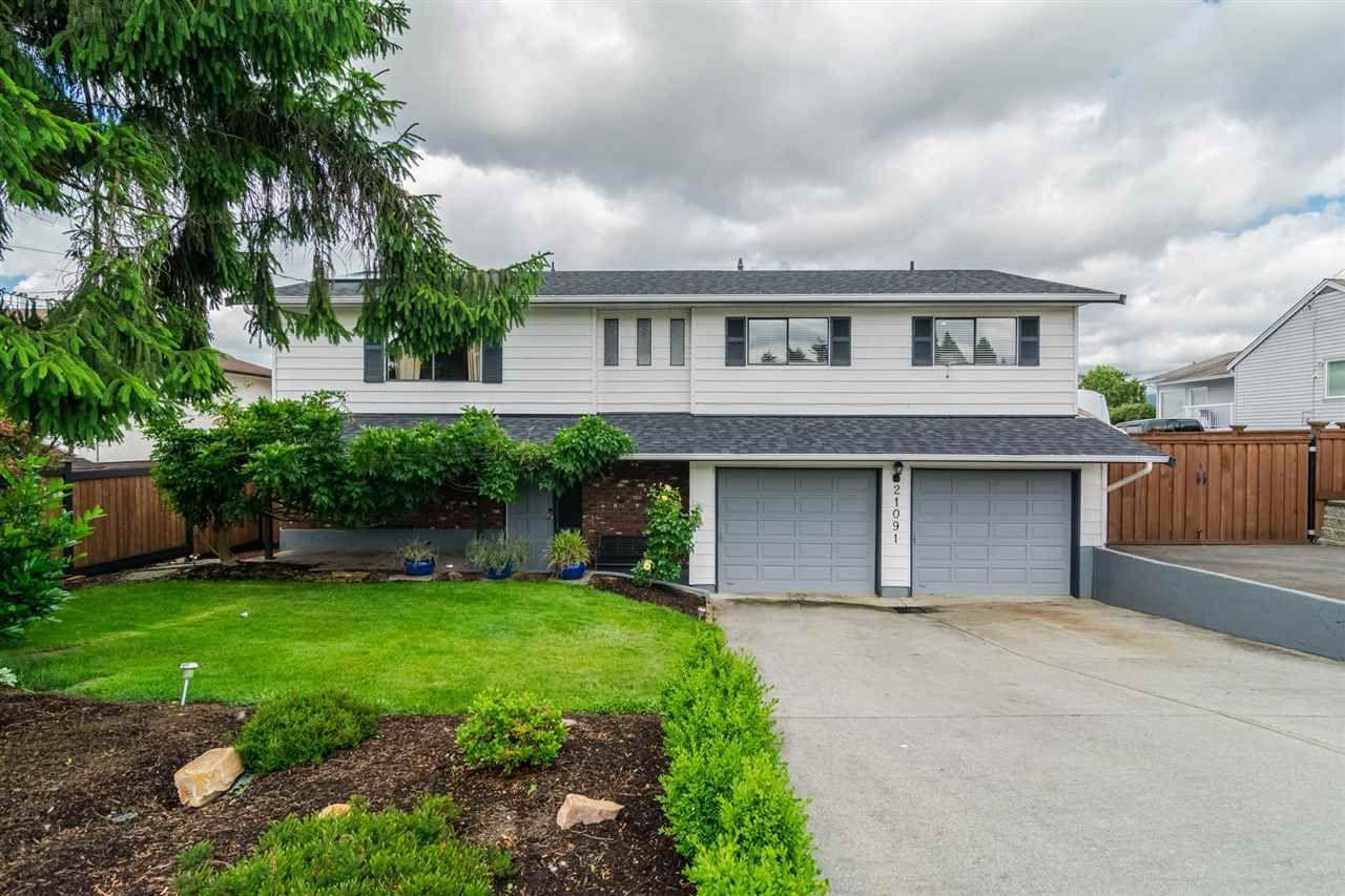 "Main Photo: 21091 123RD Avenue in Maple Ridge: Northwest Maple Ridge House for sale in ""WEST MAPLE RIDGE"" : MLS®# R2179885"