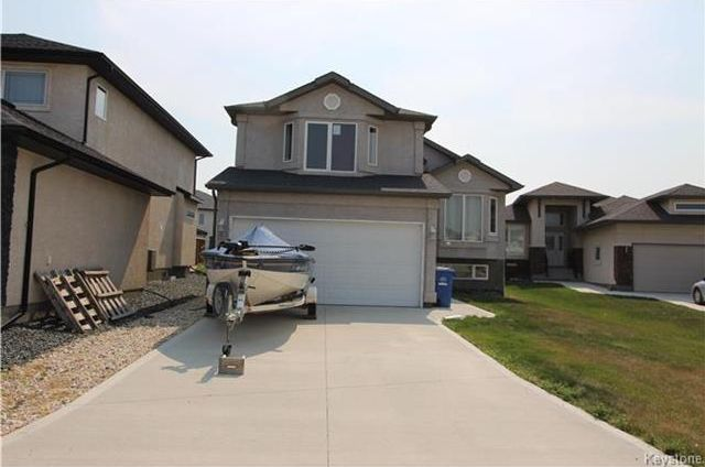 Main Photo: 6 Nighthawk Bay in Winnipeg: South Pointe Residential for sale (1R)  : MLS®# 1722218