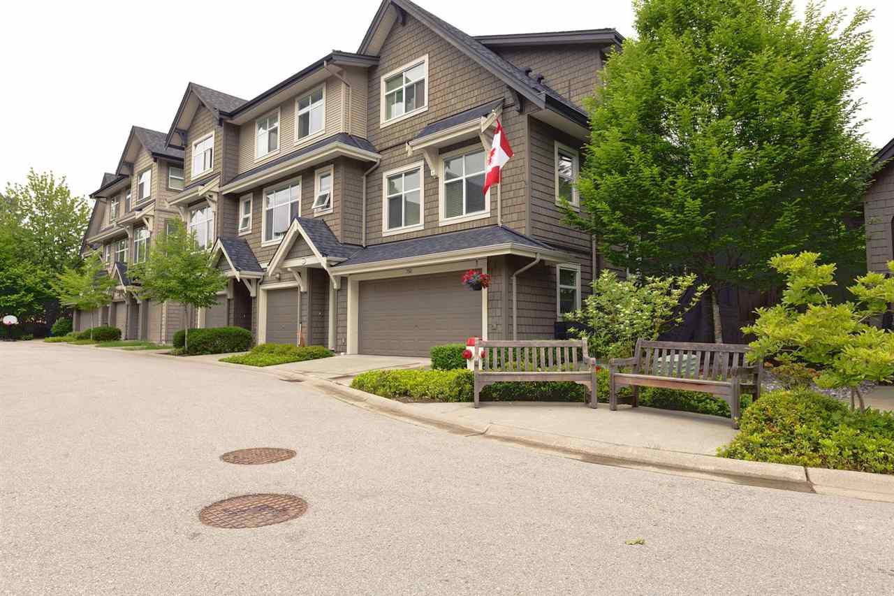 """Main Photo: 750 ORWELL Street in North Vancouver: Lynnmour Townhouse for sale in """"WEDGEWOOD BY POLYGON"""" : MLS®# R2273651"""